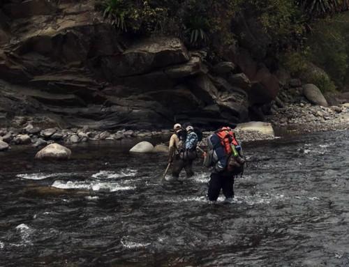 Tercera Expedición Parque Nacional Baritú.