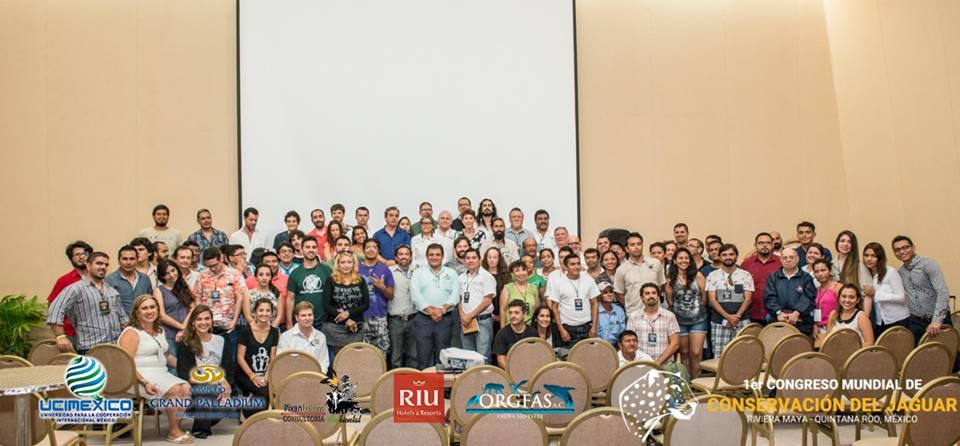 1er Congreso Mundial de Conservación del Jaguar