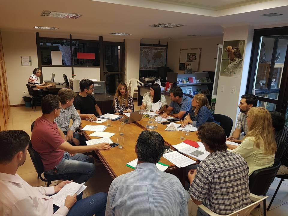 La Red Yaguareté presentó su propuesta para reglamentar la Ley que prevé compensaciones a ganaderos.