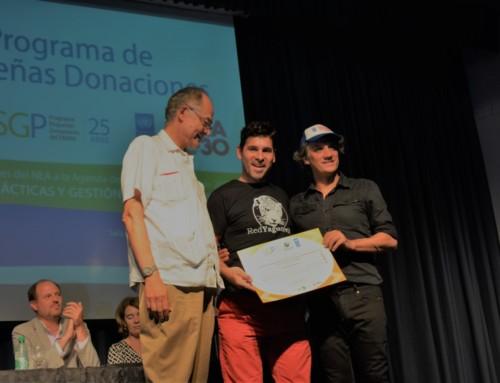 Naciones Unidas vuelve a premiar el trabajo de la Red Yaguareté en Convivencia Yaguareté-Ganaderos